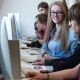 ICT Suite at Holy Cross College & University Centre