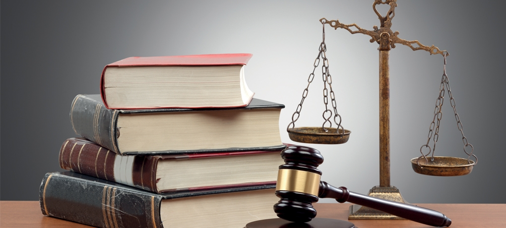 Law books and scales illustrating our BTEC Level 3 Applied Law Course