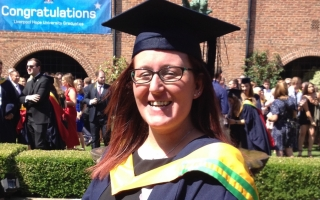 Stacey Briers -  BA (Hons) Education and Special Educational Needs